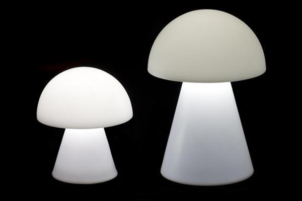 Funghi o lampade al led lampade a led