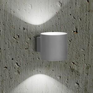 lampada_da_parete_applique_moderno_alluminio_olux_roller_grigio_2